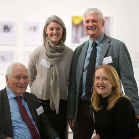 Robert Woodward, Sarah Pillar, Nick Pillar and Eleanor McDonald ©D Griffiths 2014