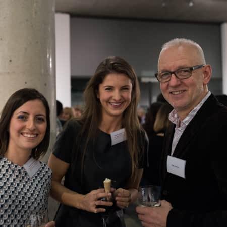 Thais Ferreira Alves, Viktorija Mackeviciute and Roger Beckett ©D Griffiths 2014