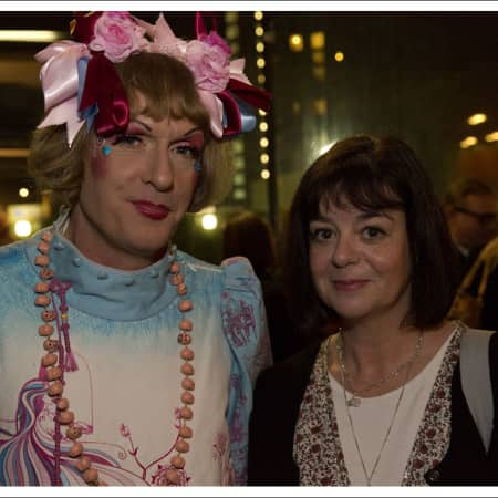 Grayson Perry with guest