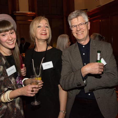 Sarah Townsend, Anne Smith and Mark Dunhill © M Bastel 2013