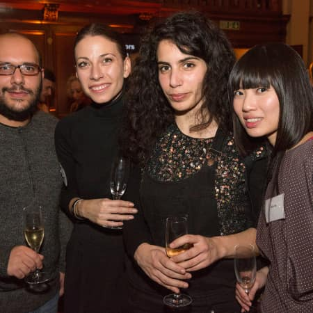 Guests at the Benefactors' Reception © M Bastel 2013