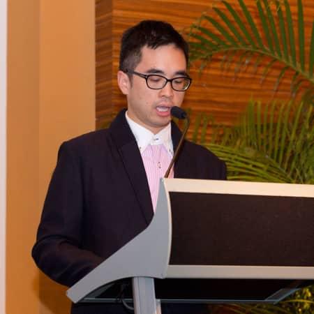 Event sponsor Mr Adrian Cheng, Hong Kong 2014, Fabiana Wong