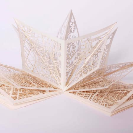 Runjing Wang - MA Book Arts