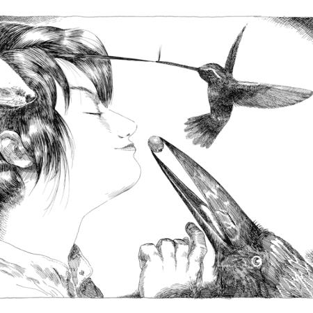 David Surman - MA Illustration