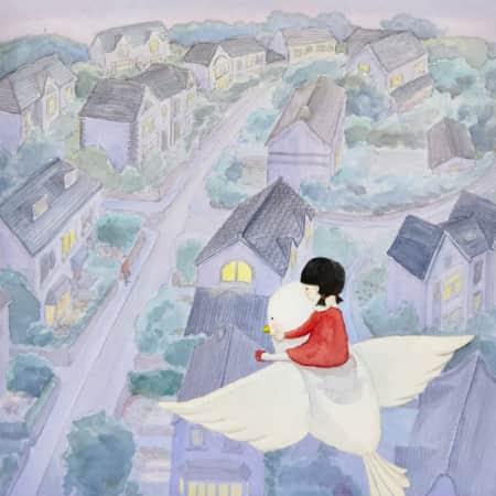 Xiaowei Yu - MA Illustration
