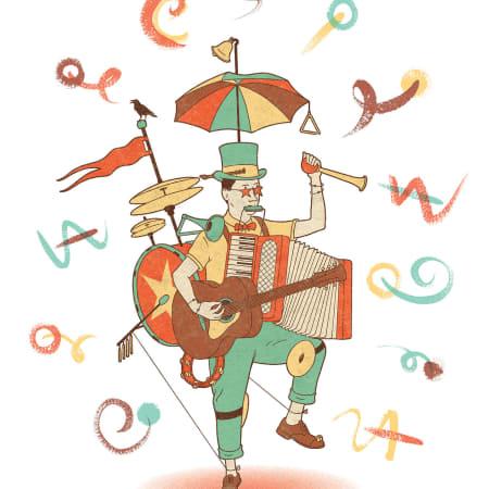 Robbie Porter - MA Illustration