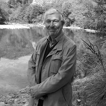 Professor Stephen Bann CBE.