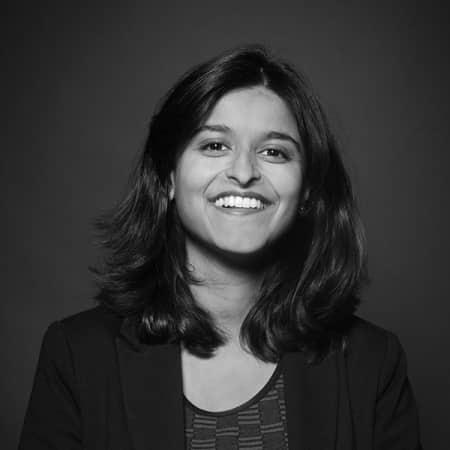 Munira Mirza.