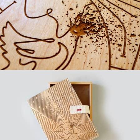 Daniel Cabral - MA Graphic Design Communication