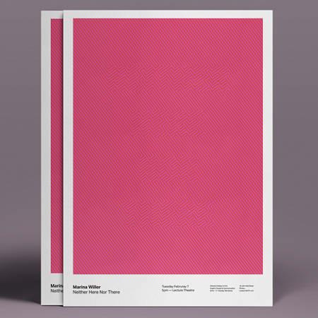 Mabel Dilliway - BA Graphic Design Communication.