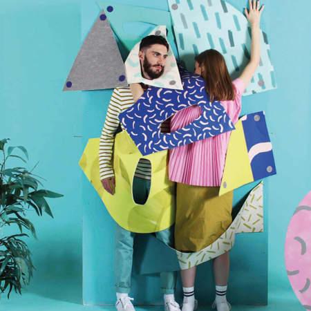 Amy Bairstow - BA Textile Design.