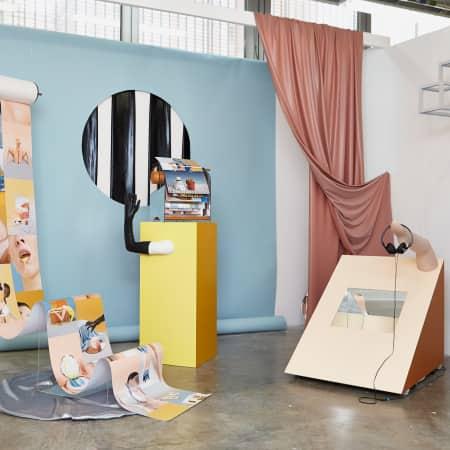 Emily Cole - BA Textile Design.