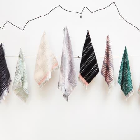 Marion Corbett - BA Textile Design.