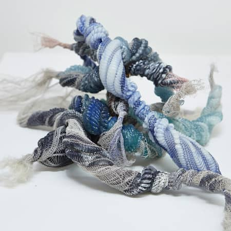 Qinrun Yu - BA Textile Design.