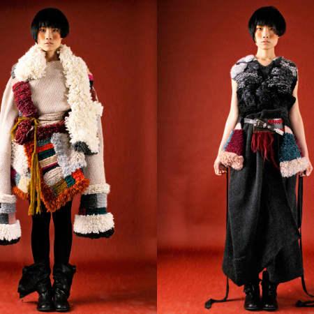 Lu Yang - BA Textile Design.