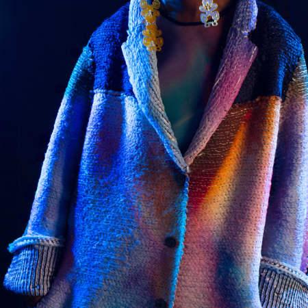Rosie Danford-Phillips - BA Textile Design.