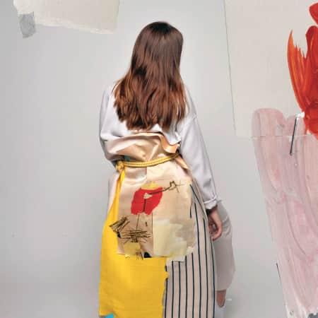 Yusra Makhdoomi - BA Textile Design.