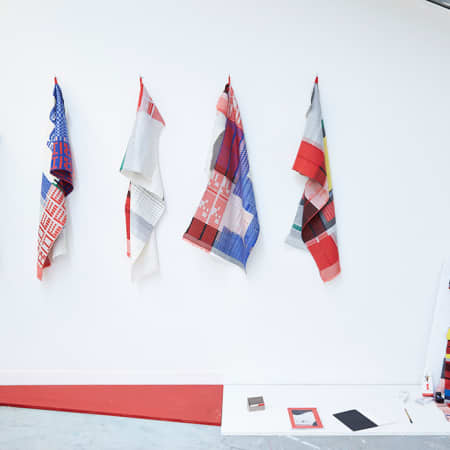 Bryan Lam - BA Textile Design.