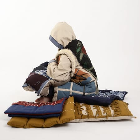 Tash Mok - BA Textile Design.