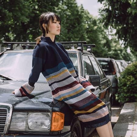 Wing Yu Yeung - BA Textile Design.