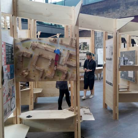 BA Architecture Degree Show