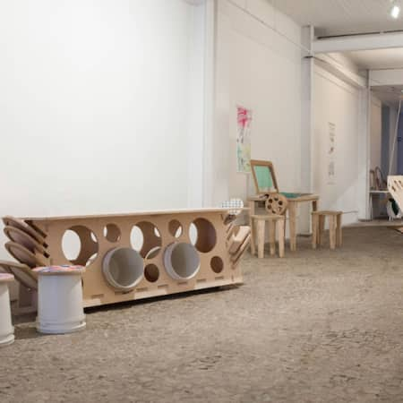 CSM x Studio X Rio project - Spatial Practices International Projects