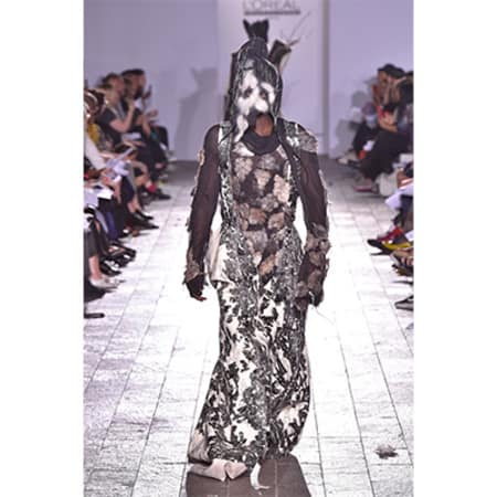 Kristofer Englund's BA Fashion Print collection