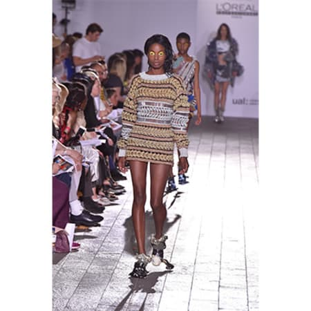 Sarah Ansah's BA Fashion Knitwear collection