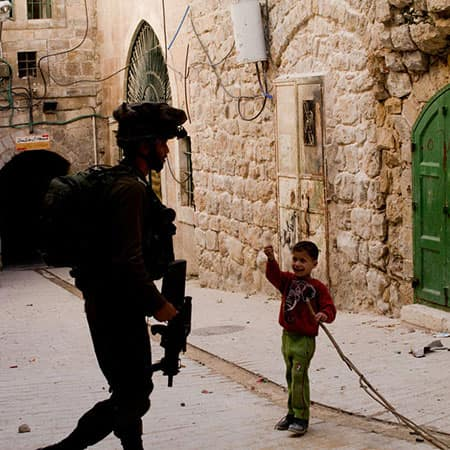Winni Jarvis - A Water Fight for Palestine