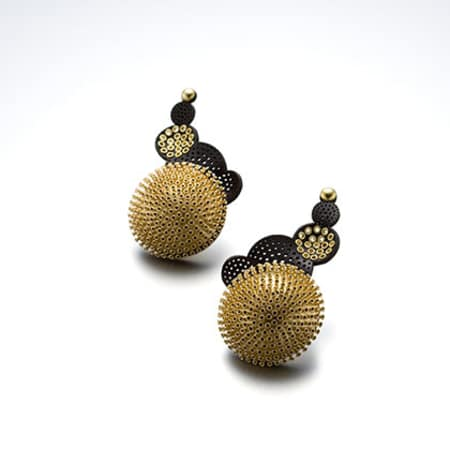 Joo Hye-Kim - earrings