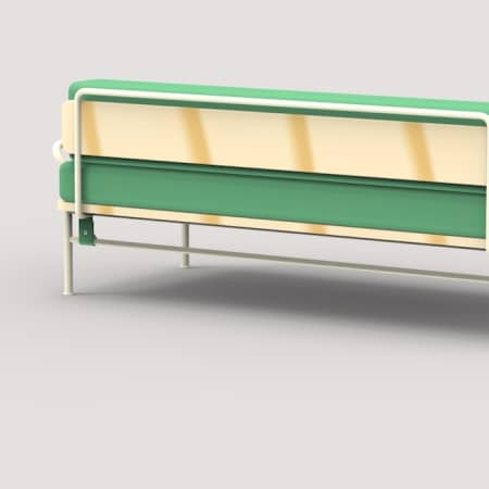 Megan Thomas Robinson | The Daybed Collection for Very Good & Proper