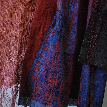 Poppy Fuller Abbott | Talisman, Weave