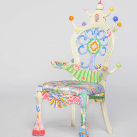 Jiahui Liang | Laughing Magpies chair