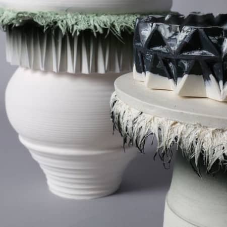 Jie Yang, Coexistence, MA Design (Ceramics)