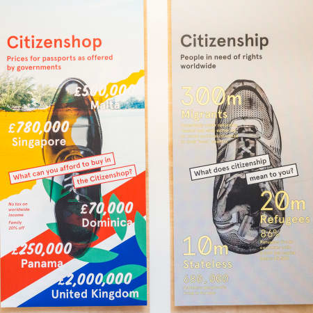 Nele Vos – Citizenshop: exploring the multidimensional means of citizenship in a neoliberal world