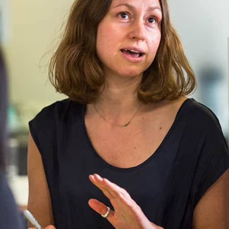 Mia Taylor, Staff member, CSM (Fine Art AL)