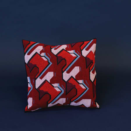 Cushion by Jess Griffin and Mater Khoload