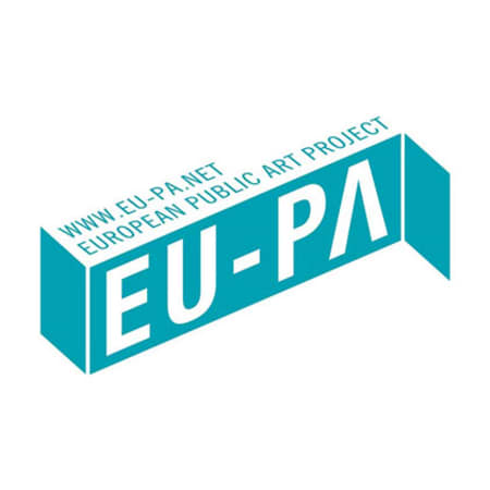 EU-PA logo in green on white background