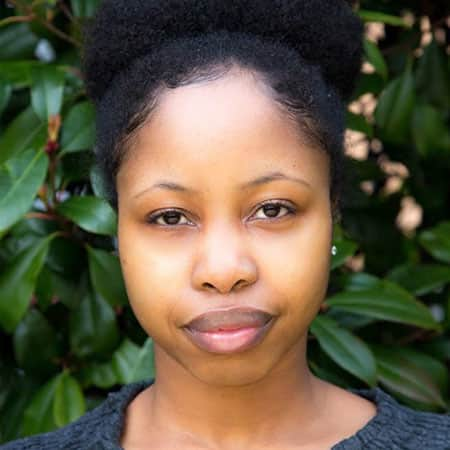 Portrait photograph of Tanya Mlambo