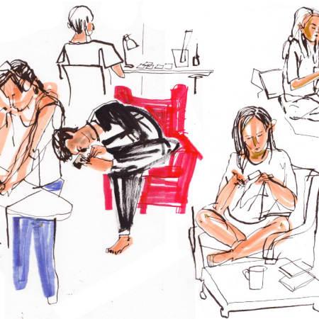 Ignacia Ruiz | CSM Drawing Class