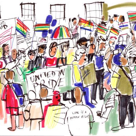 Ignacia Ruiz | Pride 2016