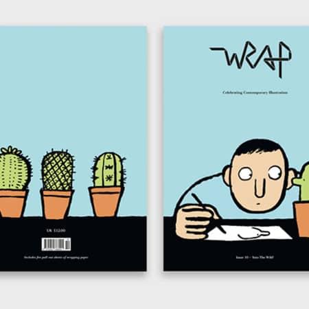 Jean Jullien Wrap Cover