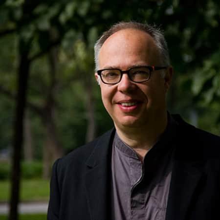 Professor Charles Esche