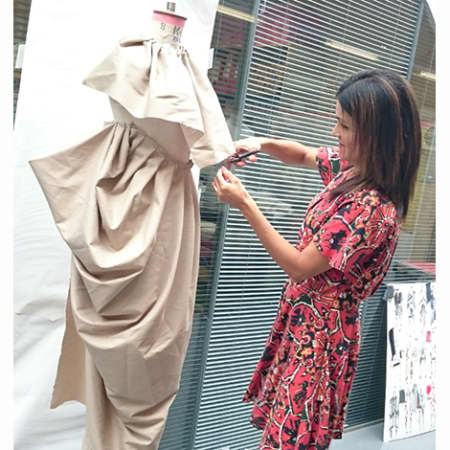 Draping Womenswear Design