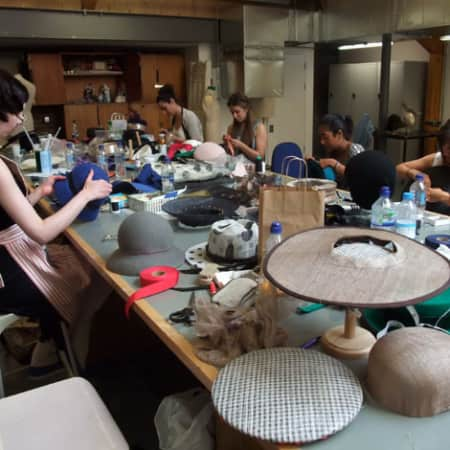 Millinery Workshop