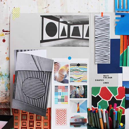 Screen Printing on Fabric Workshop (Weekend)