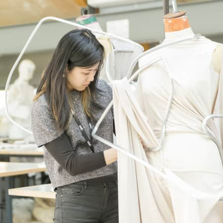 Draping Womenswear Design (Online)