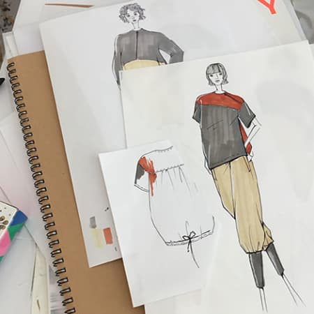Improve Your Fashion Drawing