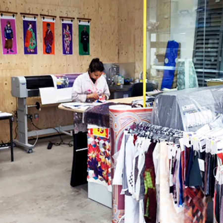 Digital Print on Textiles