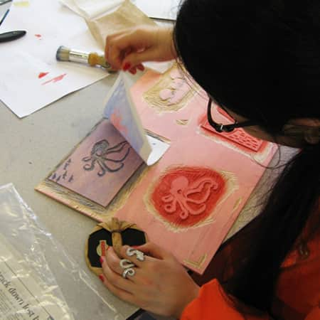 Japanese Woodblock Printmaking